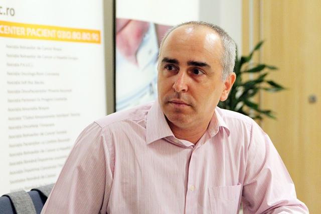 Dragos Median, medic specialist oncolog